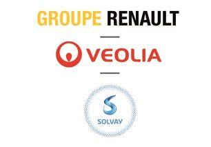 Renault reciclará las baterías de sus coches eléctricos