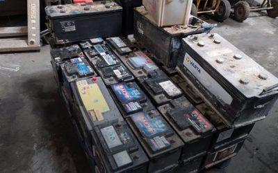 Robo de baterías en Mallorca: dos detenidos