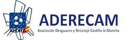 ADERECAM - Asociacón de Desguaces y Reciclaje Castilla-La Mancha