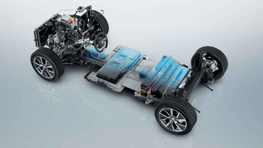 Batería coche eléctrico0