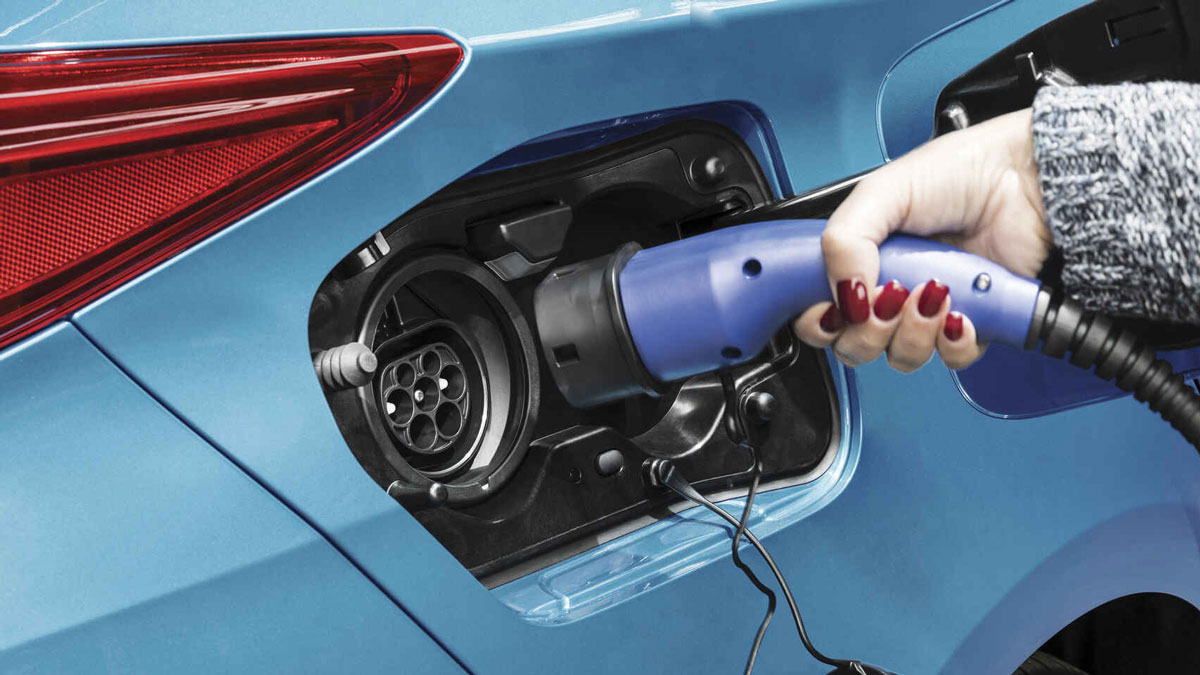 Batería de vehículo eléctrico