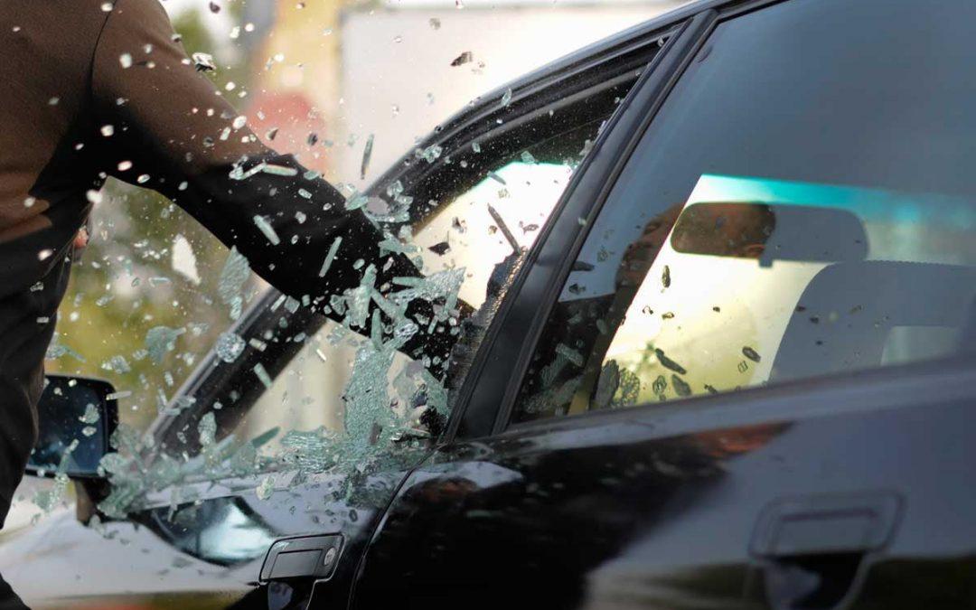Bajan los robos de coches por la pandemia de la Covid-19