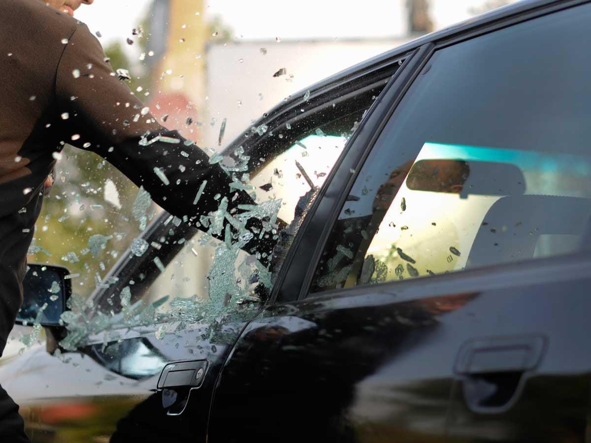Bajan los robos de coches
